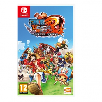 One Piece Unlimited World Red para Switch