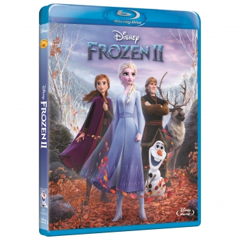 Frozen II. Blu-Ray