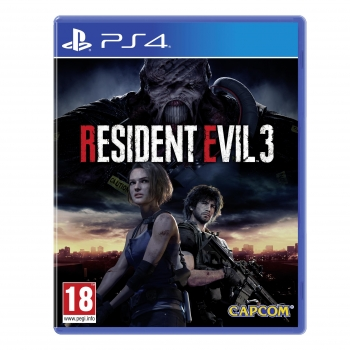 Resident Evil 3 Remake para PS4