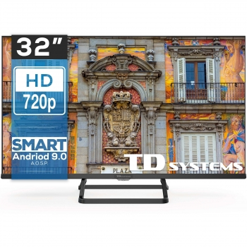 "TV LED 81,28 cm (32"") TD Systems K32DLX10HS, HD, Smart TV"