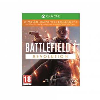 Battlefield 1 Revolution Editions para Xbox One