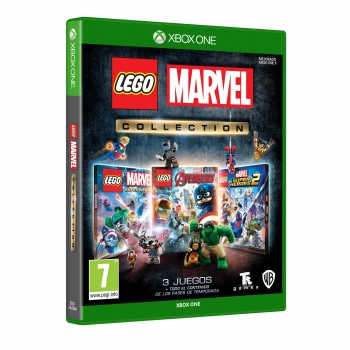 Lego Marvel Colection para Xbox