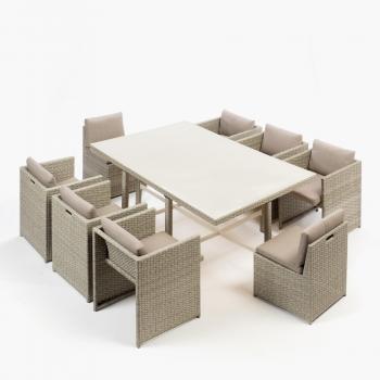 Muebles de jardín Conjuntos - Carrefour.es