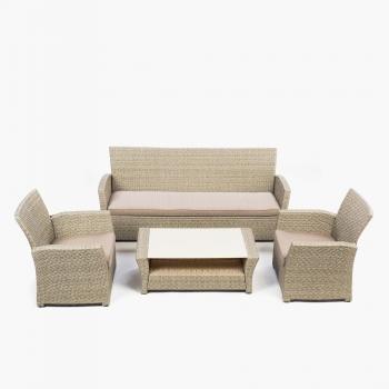 Muebles de jardín Café Conjuntos - Carrefour.es