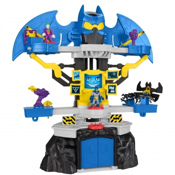 Mattel- Batcueva Transformable