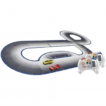 Mattel - Circuito De Carreras Urbanas  Hot Wheels