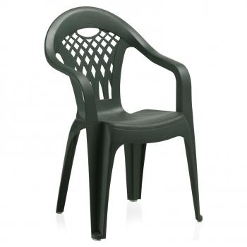 Sillas y sillones de exterior jard n y terraza for Sillones de plastico para terrazas