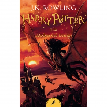 Harry Potter y la órden del fénix (Harry Potter 5). ROWLING, J.K.