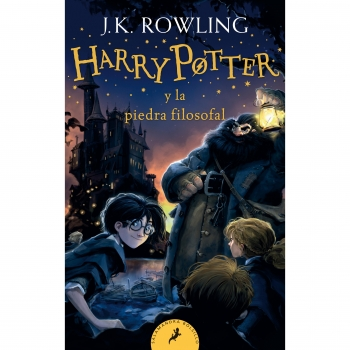 Harry Potter y la piedra filosofal (Harry Potter 1). ROWLING, J.K.