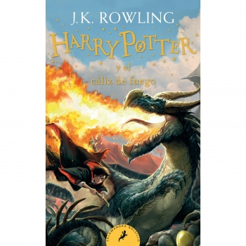 Harry Potter y el cáliz de fuego (Harry Potter 4). ROWLING, J.K.