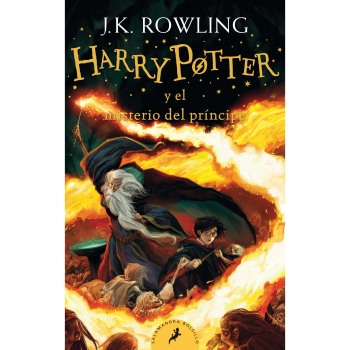 Harry Potter y el misterio del príncipe (Harry Potter 6). ROWLING, J.K.