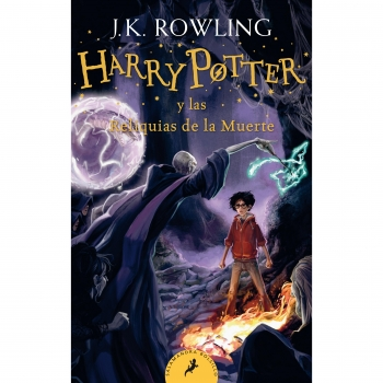 Harry Potter y las relíquias de la muerte (Harry Potter 7). ROWLING, J.K.
