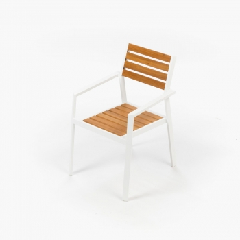 Sillon Aluminio 63,5x57,5x88 cm - Seaport