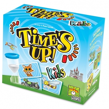 Asmodee Juegos - Time's Up! Kids 1