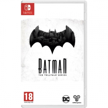 Batman: A Telltale Series para Nintendo Switch