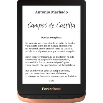 eBook PocketBook HD3 Spicy Copper