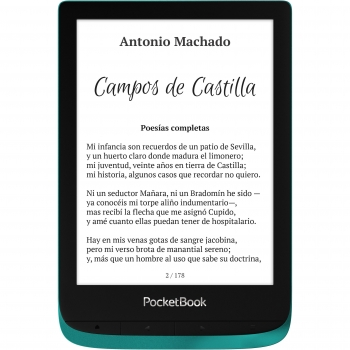 eBook Pocketbook Touch Lux4 - Verde
