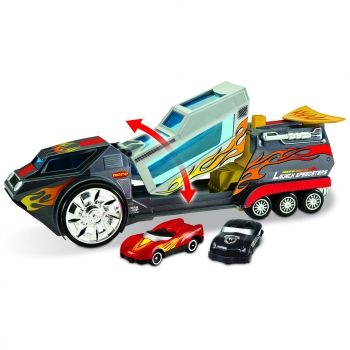 Speed Trucks - Lanzador de coches