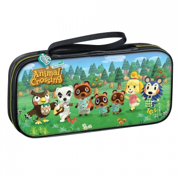 Funda Animal Crossing para Nintendo Switch