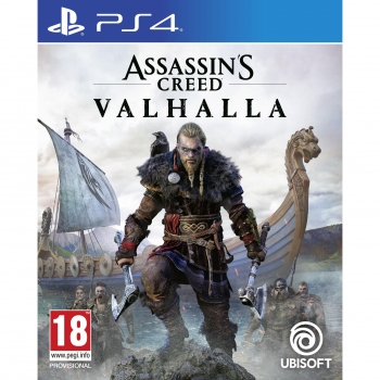 Assassin's Creed Valhalla para PS4
