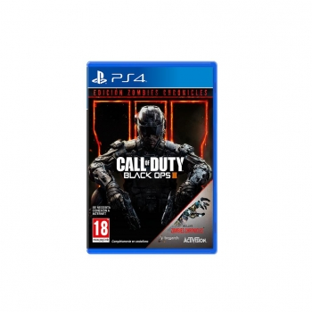 Call of Duty: Black Ops III + Zombies Chronicles para PS4