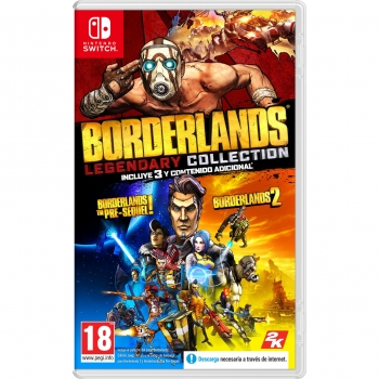 Borderlands Legendary Collection para Nintendo Switch