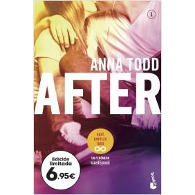 After (serie after 1). ANNA TODD