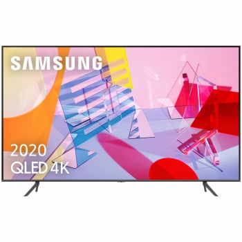 "TV QLED 165,1 cm (65"") Samsung 65Q60T, 4K UHD, Smart TV"