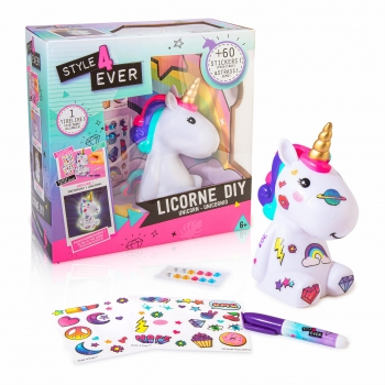 Style 4 Ever - Unicornio DIY