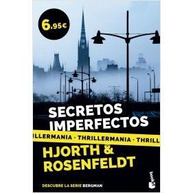 Secretos imperfectos. MICHAEL HJORTH           HANS ROSENFELDT
