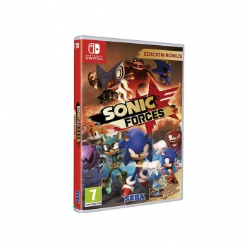 Sonic Forces Bonus Edition para Nintendo Switch