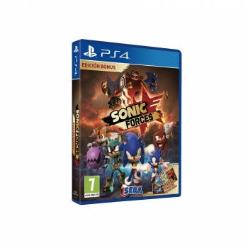 Sonic Forces Bonus Edition para PS4