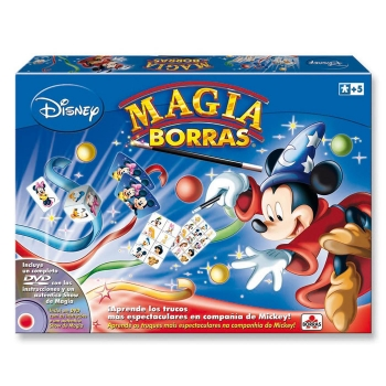 Educa Borras - Juego Magia Mickey Magic con DVD