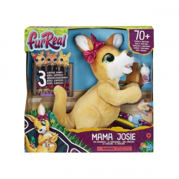 FurReal Friends - Mama Josy y sus canguritos