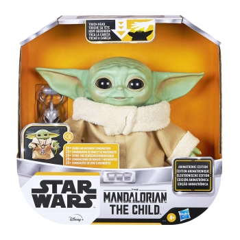 Star Wars The Mandalorian - The Child Animatronic Star Wars