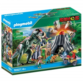 PLAYMOBIL Dinos - Club Set Dino
