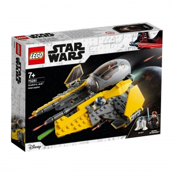 LEGO Star Wars TM - Interceptor Jedi™ de Anakin
