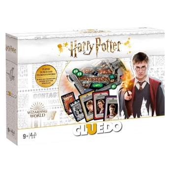 Harry Potter - Cluedo Harry Potter Edición Blanca