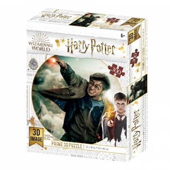 Harry Potter - Puzzle 3D