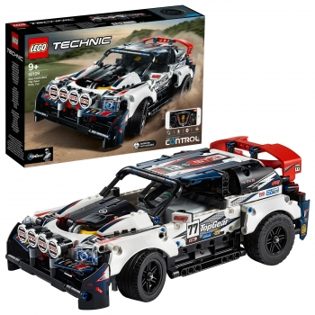 LEGO Technic - Coche de Rally Top Gear Controlado por App