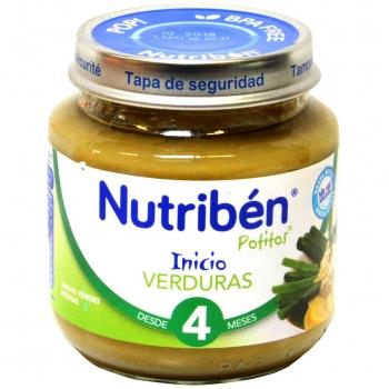 Potitos y tarritos Verdura - Carrefour.es
