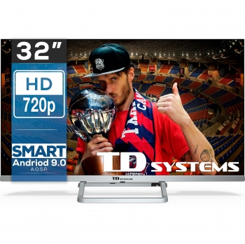 "TV LED 81,28 cm (32"") TD Systems K32DLX11HS, HD, Smart TV"