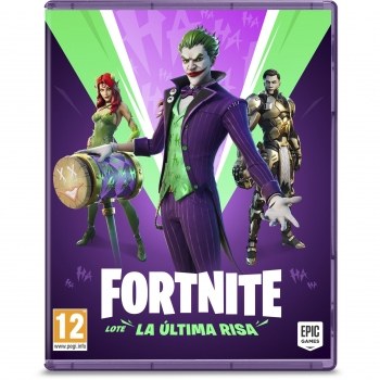Fortnite Lote la última Risa para Nintendo Switch