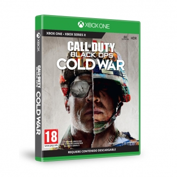 Call of Duty Black Ops Cold War para Xbox