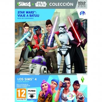 The Sims 4 + Expansión Star Wars: Viaje a Batuu para PC/MAC