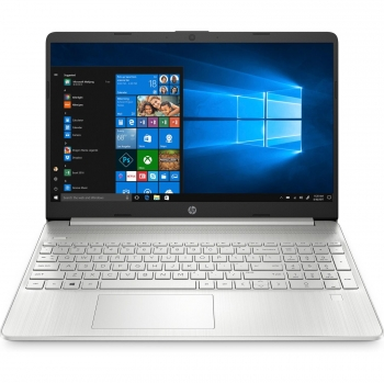 "Portátil HP 15S-EQ0032NS, Ryzen 5 3500U, 8GB, 512GB, 15,6"" - 39,62 cm FHD, Win 10 Home"