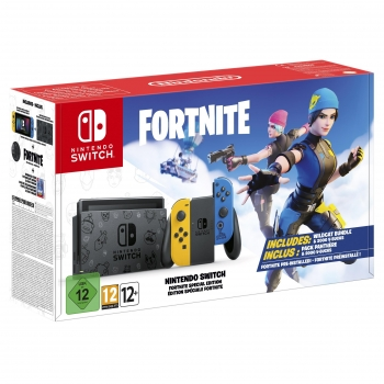 Nintendo Switch Fortnite Edición Especial