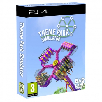 Theme Park Simulator Collector Edition para PS4