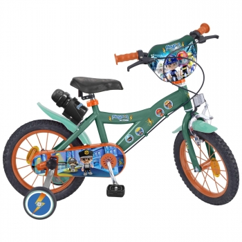 Bicicleta Pin y Pon Action 14''