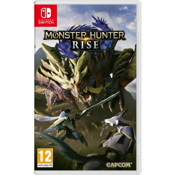 Monster Hunter Rise para Nintendo Switch